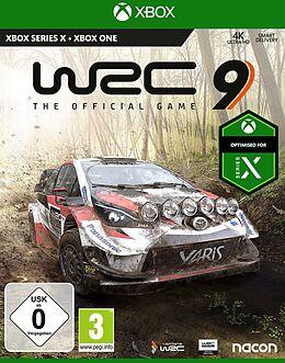 WRC 9 [XONE] (D/F) als Xbox One-Spiel