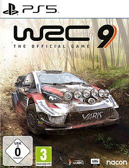 WRC 9 [PS5] (D/F) als PlayStation 5-Spiel