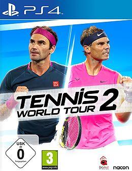 Tennis World Tour 2 [PS4] (D/F) comme un jeu PlayStation 4