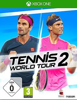 Tennis World Tour 2 [XONE/XSX] (D/F) comme un jeu Xbox One, Xbox Series X