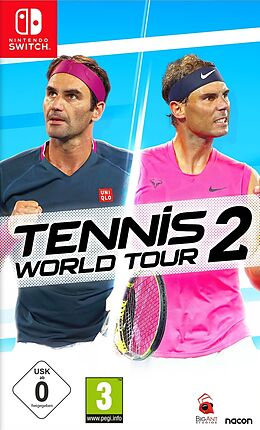 Tennis World Tour 2 [NSW] (D/F) als Nintendo Switch-Spiel