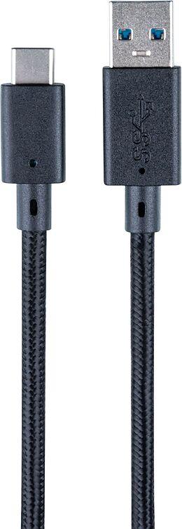 USB-C- Cable [3 m] - black [XSX] als Xbox Series X-Spiel