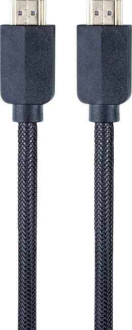 HDMI 2.1 Cable 3m - black [PS5] als PlayStation 5-Spiel