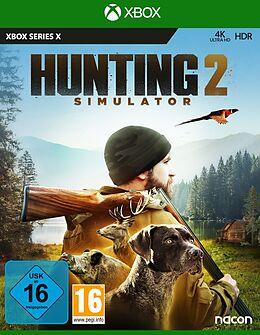 Hunting Simulator 2 [XSX] (D/F) als Xbox Series X-Spiel
