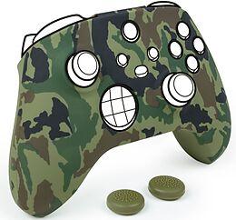 Controller Silicon Glove [camo green/inkl. 2 Thumb Grips] [XONE/XSX] als Xbox One, Xbox Series X-Spiel