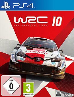WRC 10 [PS4] (D/F) comme un jeu PlayStation 4