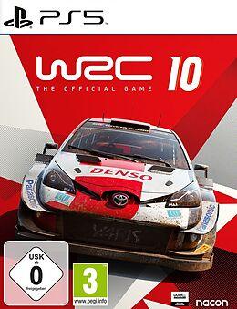 WRC 10 [PS5] (D/F) als PlayStation 5-Spiel