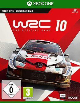 WRC 10 [XONE] (D/F) comme un jeu Xbox One