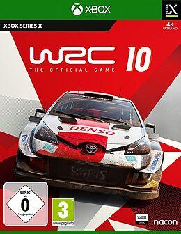WRC 10 [XSX] (D/F) als Xbox Series X-Spiel