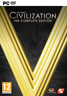 Sid Meier's : Civilization V - The Complete Edition [DVD] [PC] (F) comme un jeu Windows PC
