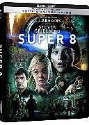 Super 8 -4K Steelbook Blu-ray UHD 4K