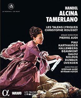 Alcina/Tamerlano [Versione tedesca]