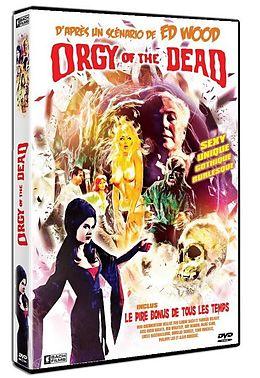 Orgy dvd