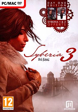 Syberia 3 Day One Edition