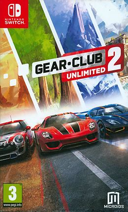 Gear Club Unlimited 2 [NSW] (D) als Nintendo Switch-Spiel