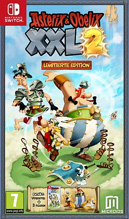 Asterix & Obelix XXL2 - Limited Edition [NSW] (D) als Nintendo Switch-Spiel