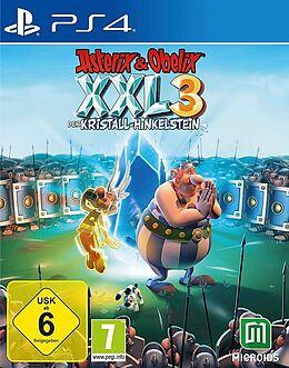 Asterix & Obelix XXL 3: Der Kristall-Hinkelstein [PS4] (D) als PlayStation 4-Spiel
