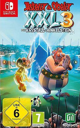 Asterix & Obelix XXL 3: Der Kristall-Hinkelstein [NSW] (D) als Nintendo Switch-Spiel