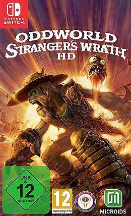 Oddworld: Stranger's Wrath HD [NSW] (D) als Nintendo Switch-Spiel