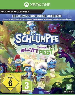 Die Schlümpfe: Mission Blattpest - Schlumpftastische Ausgabe [XBOX] (D) als Xbox One-Spiel