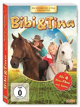Bibi & Tina DVD
