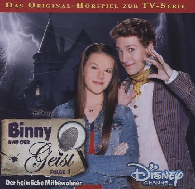 Disney Binny Und Der Geist 1 Der Heimliche Mitbewohner