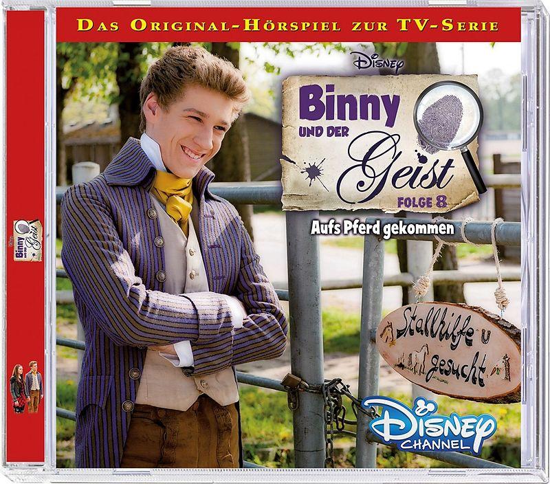 Disney Binny Und Der Geist 08 Auf Pferd Gekommen Hörbuch