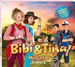 Bibi und Tina CD Soundtrack 3.Kinofilm Mädchen Gegen Jungs