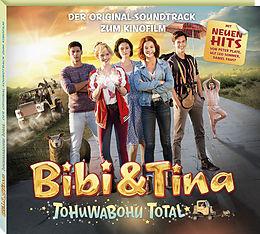 Bibi und Tina CD Soundtrack 4.Kinofilm: Tohuwabohu Total