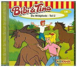 Bibi & Tina CD Folge 14: Die Wildpferde Teil 2