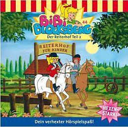 Bibi Blocksberg CD Folge 044: Der Reiterhof Teil 2