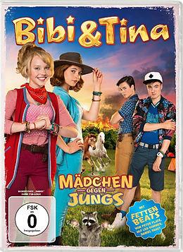 Bibi & Tina - Mädchen gegen Jungs DVD
