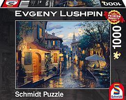 1.000 Teile Puzzle Spiel Deutsch 2017 Evgeny Lushpin Magische Abendstimmung