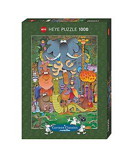 Puzzles Forest Puzzle 1000 Teile Spiel Deutsch 2010 Puzzles & Geduldspiele