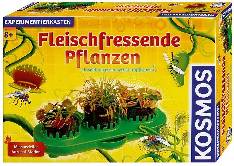 kosmos 631611 fleischfressende pflanzen experimentierk sten spielzeug online kaufen. Black Bedroom Furniture Sets. Home Design Ideas