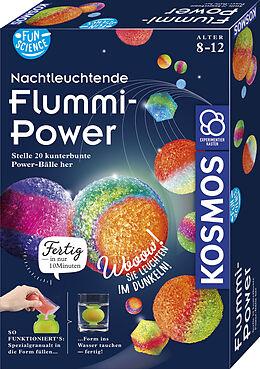 Fun Science Nachtleuchtende Flummi-Power Spiel