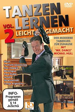 Tanzen lernen - leicht gemacht Vol. 2 [Version allemande]