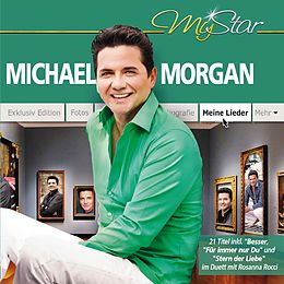 Morgan,Michael CD My Star