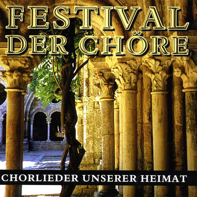 Chorlieder Aus Unserer Heimat