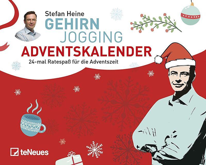 Weihnachtskalender 2019 Für Kinder.Stefan Heine Rätsel Adventskal Für Kinder 2019