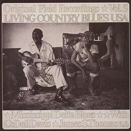 Living Country Blues USA Vol. 5