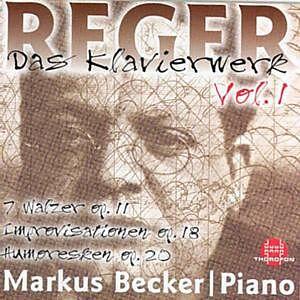 Das Klavierwerk Vol. 1