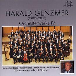 Harald Genzmer/Orchesterwerke