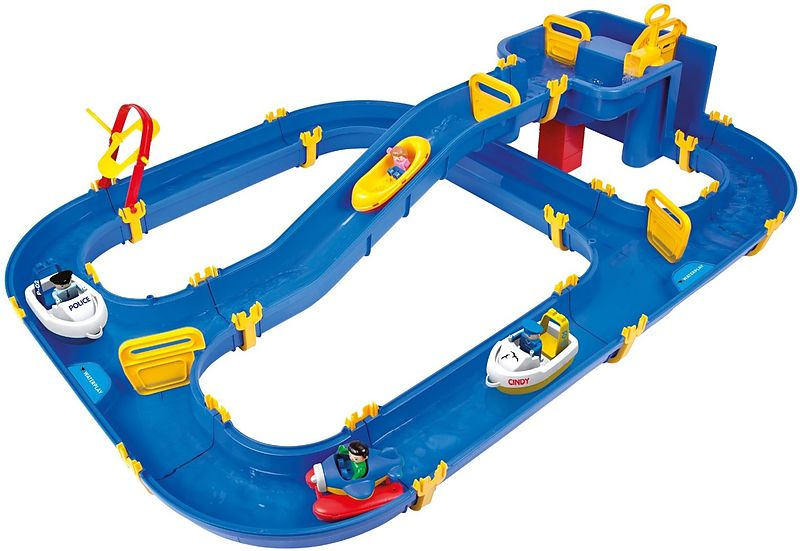 Kinderbadespaß-Spielzeuge BIG 800055100 Niagara Waterplay günstig kaufen
