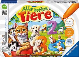 tiptoi - Alle meine Tiere Spiel