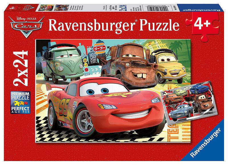Puzzles & Geduldspiele Puzzle 2 X 24 Teile Spiel Deutsch 2013 Puzzles Neue Abenteuer