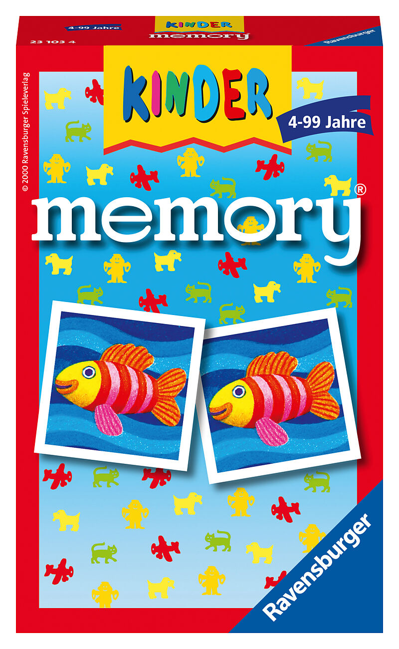 Memory Kinder Online