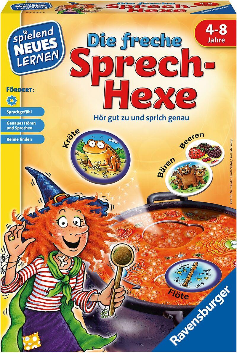 Sprech Hexe Spiel