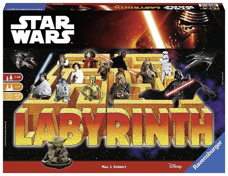 Star Wars Labyrinth Familienspiele Online Bestellen Ex Libris