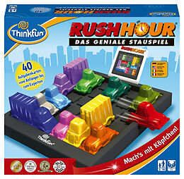 Rush Hour® (Spiel) Spiel